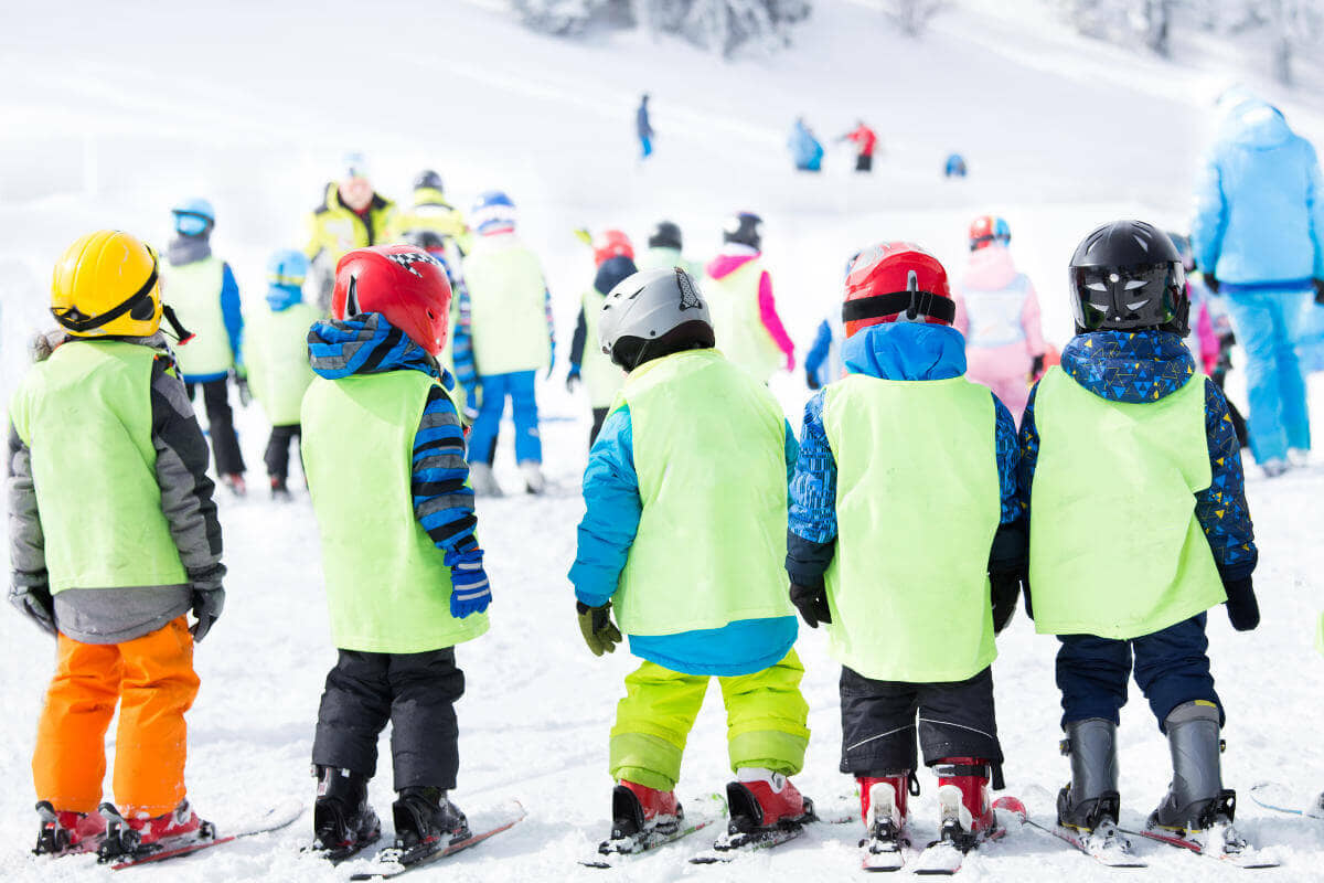 Children's Ski Equipment for Rental and Purchase. Abominable Sports - Banff, Alberta.