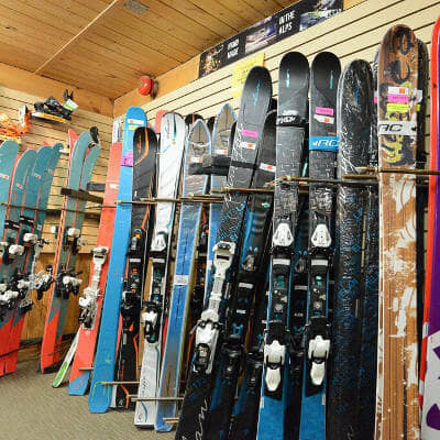 There is so much ski equipment on the market today. Let Abominable Sports help you sort through it all and find a product that suits you!