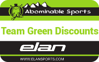 Team Green Card, the ultimate discount and loyalty card.